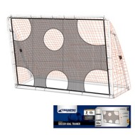 Champro 6' X 4' 3-in-1 Soccer Goal Trainer