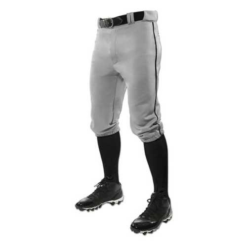 Men's Champro Triple Crown Knicker With Braid Baseball Pants