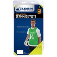Youth Champro Scrimmage Micro Mesh Soccer Pinnie 6 Pack