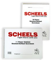 Blazer Baseball/Softball Scorebook