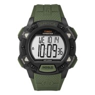 Timex Expedition Base Shock 45mm Resin Strap Watch
