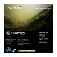 Garmin HuntView Map SD Card