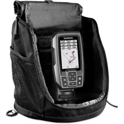 Garmin STRIKER 4 Portable Bundle