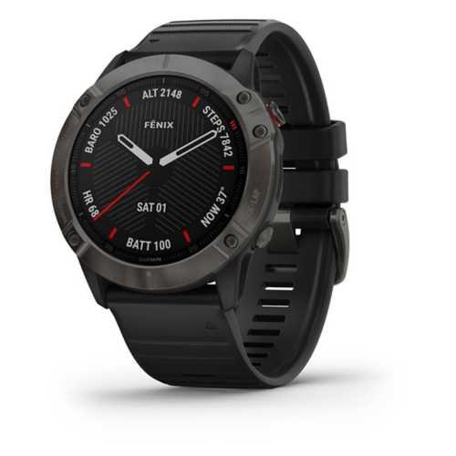 Garmin fenix 6X Sapphire GPS Watch