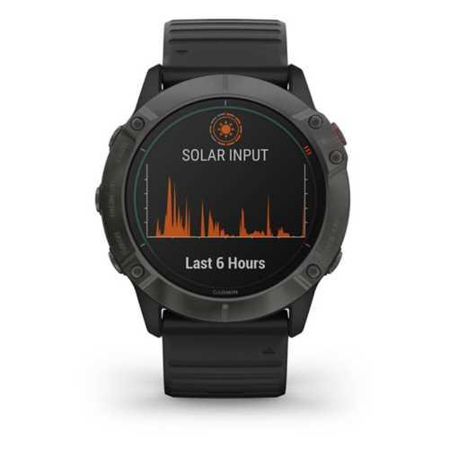 Garmin fēnix 6X Pro Solar GPS Watch