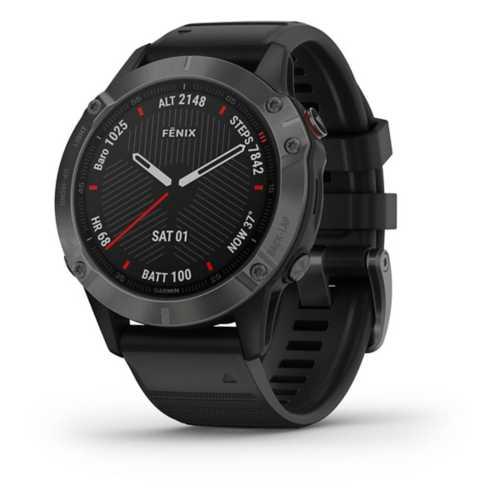 Garmin fenix 6 Sapphire GPS Watch