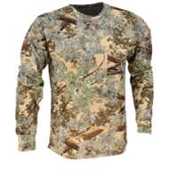 King's Camo Classic Cotton Long Sleeve Tee