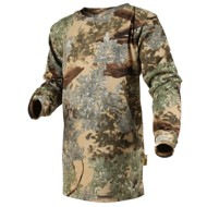 Youth King's Camo Classic Cotton Long Sleeve Tee
