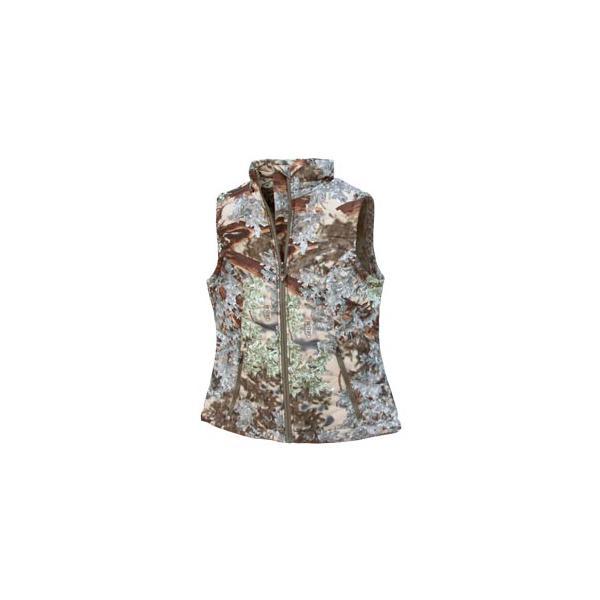 f1e62323515b9 King's Camo Ladies Loft Vest