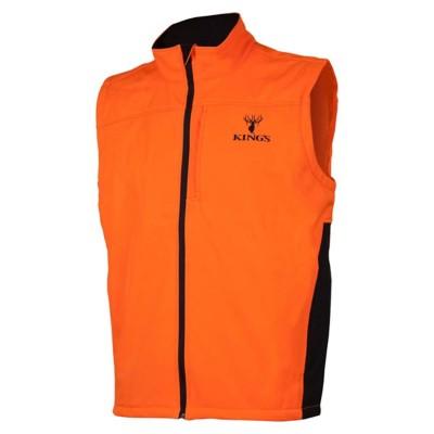 Kings Camo Blaze Soft Shell Vest