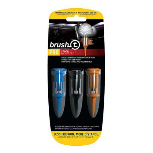 Charter Products Brush T Golf Tees