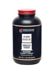 IMR Hodgdon Hi-Skor 800-X Powder