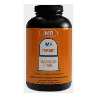 IMR Target Smokeless Pistol Powder