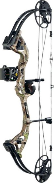 Bear Archery Cruzer Lite RTH Package
