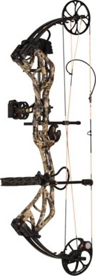 Bear Species Compound Bow