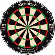 Nodor Supamatch 3 Dartboard