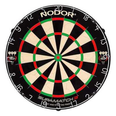 Nodor Supamatch 3 Dartboard