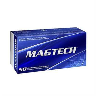 MagTech Ammo 9mm Luger 147 Gr FMJ 50/bx