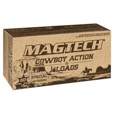 MagTech Ammo 38 Spl 158 Gr LFN 50/bx