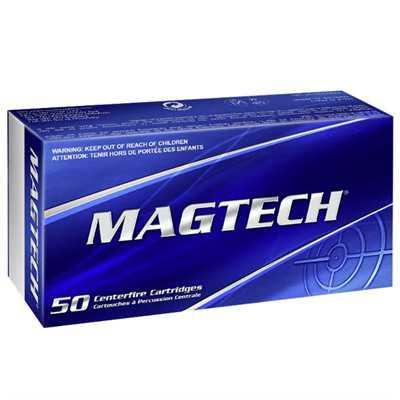 MagTech Ammo 38 Spl 158 Gr SJSP 50/bx