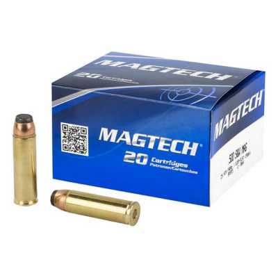 MagTech Ammo 500 S&W 400 Gr SJSP 20/bx