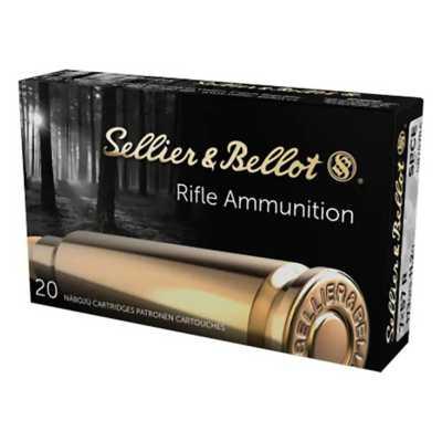 Sellier & Bellot 7x57R 173 Gr SPCE 20/bx
