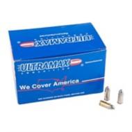 Ultramax Ammo 9mm 115 Gr FMJ 250 Rounds