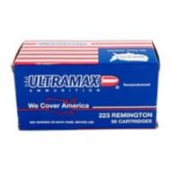 Ultramax Ammo 308 Win 165 Gr SPBT 20/bx