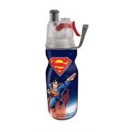 O2Cool 12oz Superman Artic Squeeze Bottle