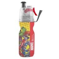 O2cool ArticSqueeze Mist'N Sip Avengers Bottle