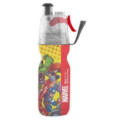 O2cool 12oz. ArticSqueeze Mist'N Sip Avengers Bottle