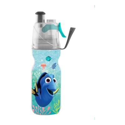 O2Cool Kids 12oz Mist N' Sip Dory Water Bottle