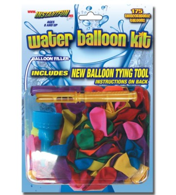 Water Sports Balloon Pack
