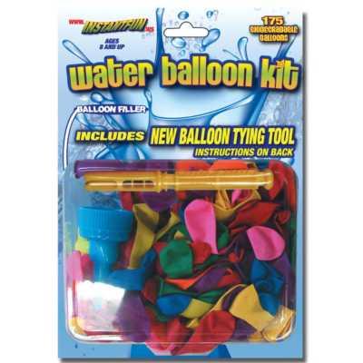 Water Sports Balloon Kit