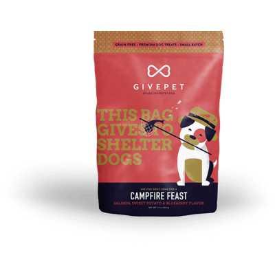 GivePet Campfire Feast Dog Treats
