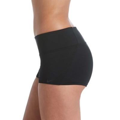 af64638ae2e Women's Nike Solid Kick Swim Short   SCHEELS.com