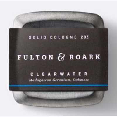 Men's Fulton & Roark Clearwater Cologne Wax