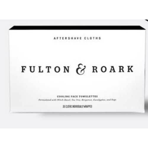 Men's Fulton & Roark Aftershave Cloths