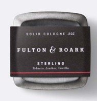 Men's Fulton & Roark Sterling Cologne Wax
