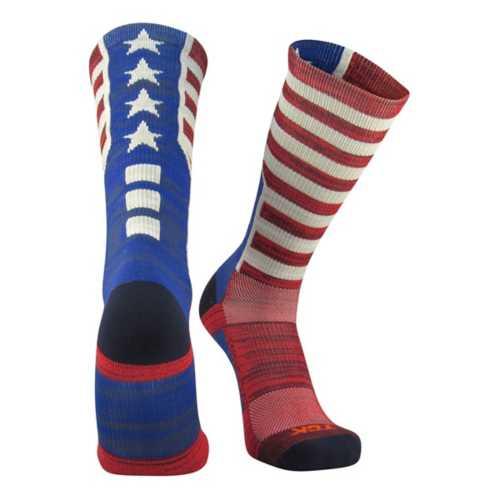 Adult TCK Old Glory Socks
