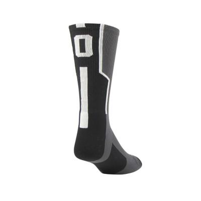 Adult TCK Player ID Black Sock