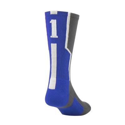 Adult TCK Player ID Royal Sock