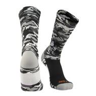 Adult TCK Woodland Camo Socks