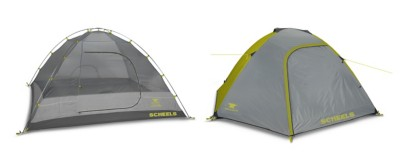 Scheels Long Lake 4 Tent