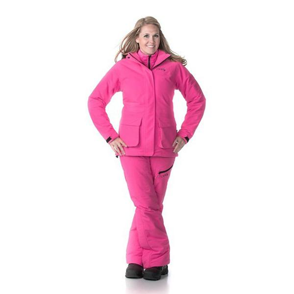 051c328ad5288 ... Kylie 3-in-1 Hunting Jacket Blaze Pink Tap to Zoom; Blaze Pink