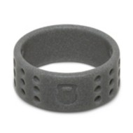 Men's Qalo Perforated Ring