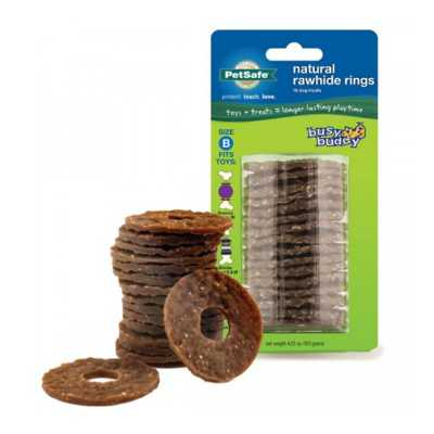 PetSafe Busy Buddy Toy Treat Ring Refills