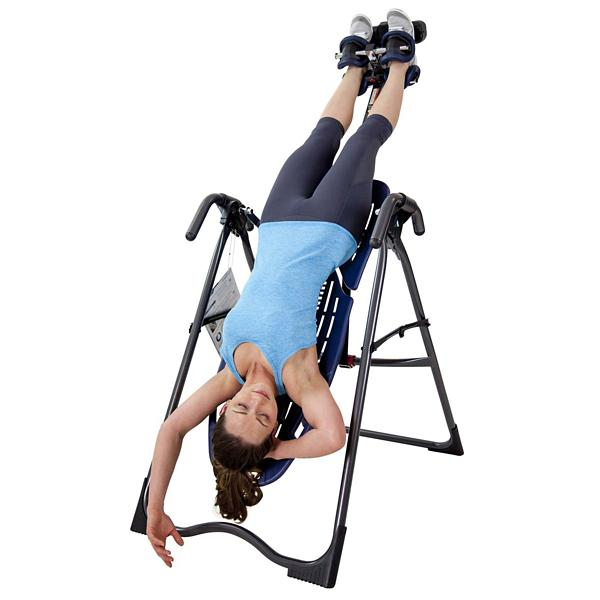Teeter EP-560 Ltd  Inversion Table with Back Pain Relief DVD