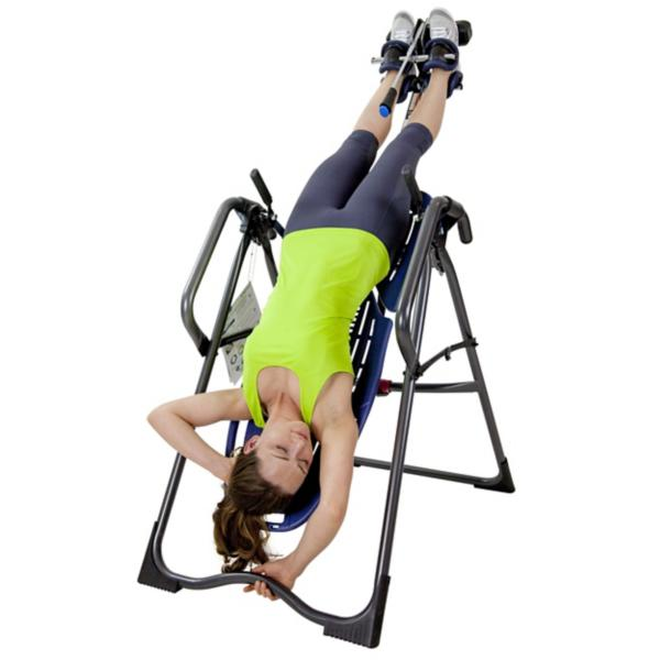 Teeter EP-970 Ltd  Inversion Table with Back Pain Relief DVD