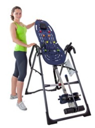 Teeter EP-970 Ltd. Inversion Table with Back Pain Relief DVD